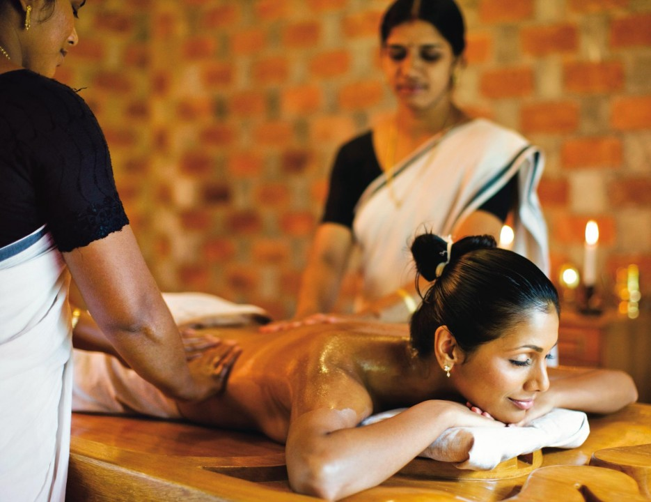 Kairali Ayurvedic Village Kerala India 2