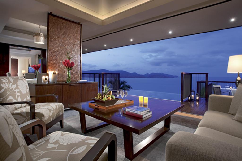 Raffles Praslin Seychelles ...