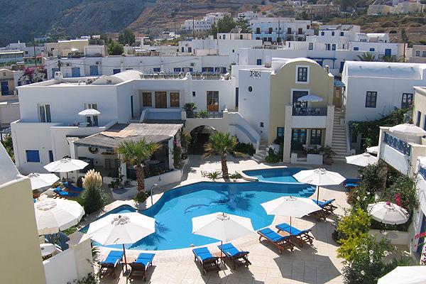 Tamarix Del Mar Hotel 1