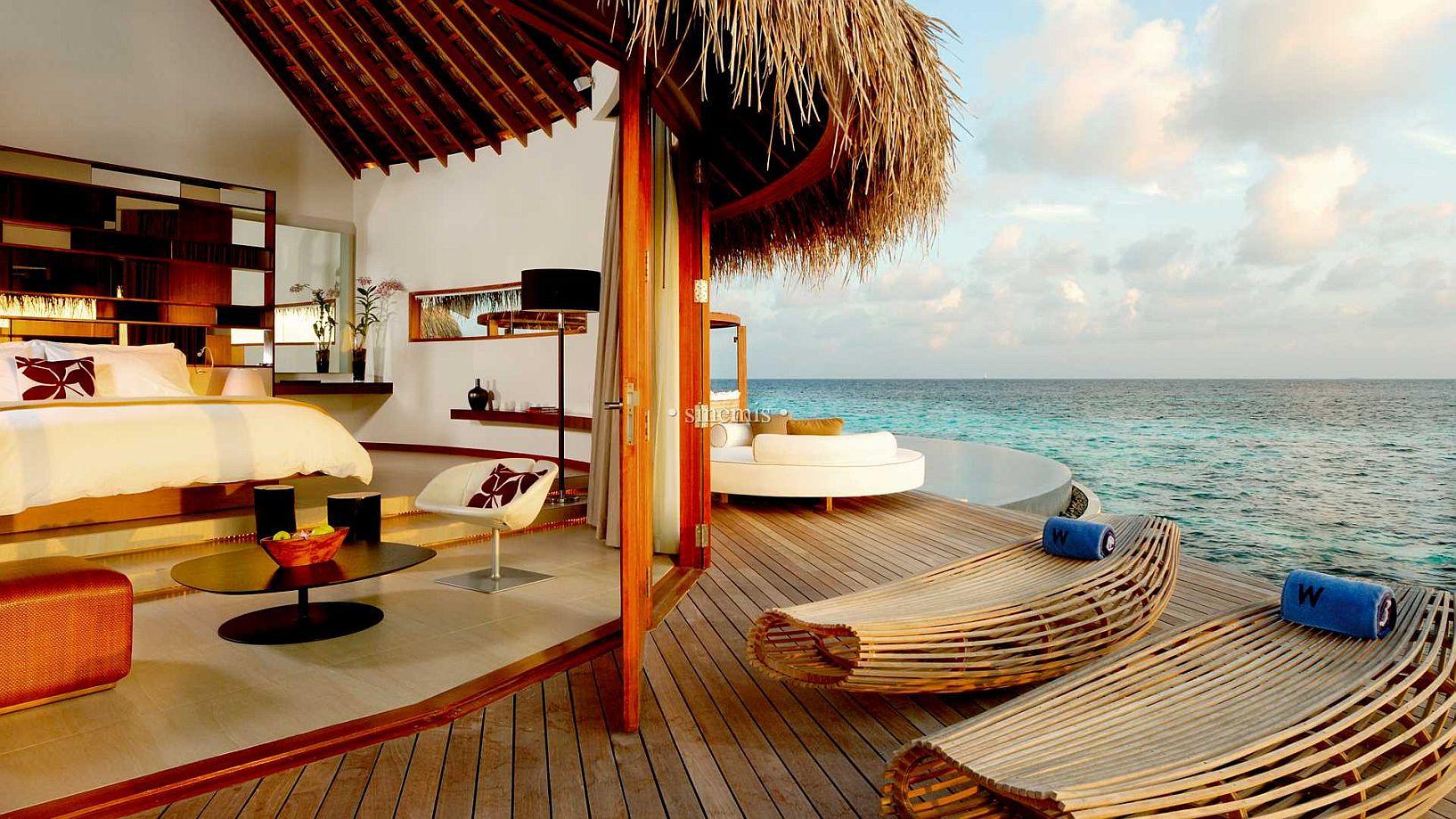 W Retreat Resort